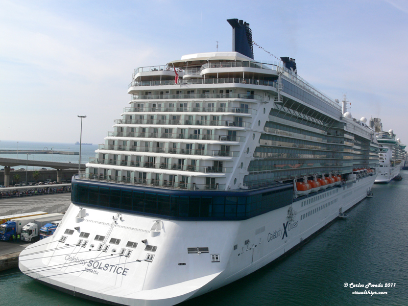 Celebrity Solstice Deck Plans - Cruise Critic